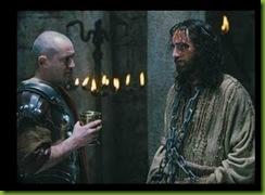 la pasión de Cristo - Gibson - con Pilato